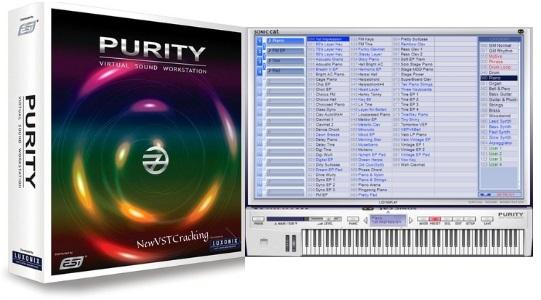LUXONIX Purity v1.3.5 Crack (Win & Mac) + Vst Torrent Download
